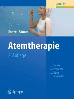Atemtherapie (eBook, PDF) - Rutte, Rega; Sturm, Sabine
