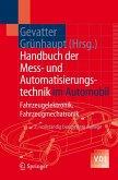 Handbuch der Mess- und Automatisierungstechnik im Automobil (eBook, PDF)
