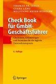 Check Book für GmbH-Geschäftsführer (eBook, PDF)
