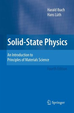 Solid-State Physics (eBook, PDF) - Ibach, Harald; Lüth, Hans