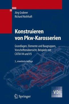 Konstruieren von Pkw-Karosserien (eBook, PDF) - Nothhaft, Richard; Grabner, Jörg
