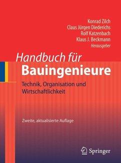 Handbuch für Bauingenieure (eBook, PDF)