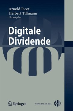 Digitale Dividende (eBook, PDF)