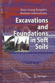 Excavations and Foundations in Soft Soils (eBook, PDF)