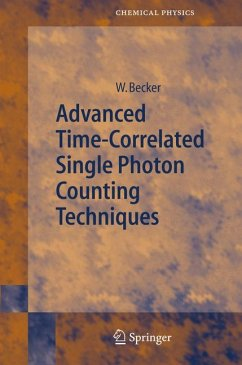 Advanced Time-Correlated Single Photon Counting Techniques (eBook, PDF) - Becker, Wolfgang