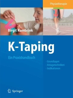 K-Taping (eBook, PDF) - Kumbrink, Birgit