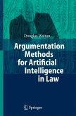 Argumentation Methods for Artificial Intelligence in Law (eBook, PDF)