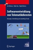Softwareentwicklung von Telematikdiensten (eBook, PDF)