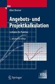 Angebots- und Projektkalkulation (eBook, PDF)