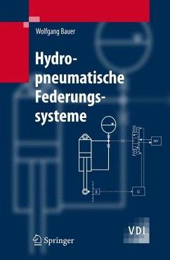 Hydropneumatische Federungssysteme (eBook, PDF) - Bauer, W.