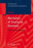 Mechanics of Structural Elements (eBook, PDF)