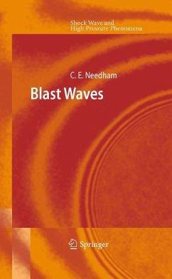 Blast Waves (eBook, PDF)