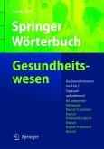 Springer Wörterbuch Gesundheitswesen (eBook, PDF)