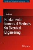 Fundamental Numerical Methods for Electrical Engineering (eBook, PDF)