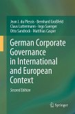 German Corporate Governance in International and European Context (eBook, PDF)