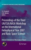 Proceedings of the Third UN/ESA/NASA Workshop on the International Heliophysical Year 2007 and Basic Space Science (eBook, PDF)