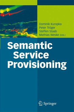 Semantic Service Provisioning (eBook, PDF)