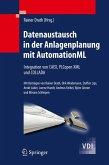 Datenaustausch in der Anlagenplanung mit AutomationML (eBook, PDF)