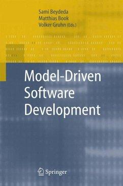 Model-Driven Software Development (eBook, PDF)