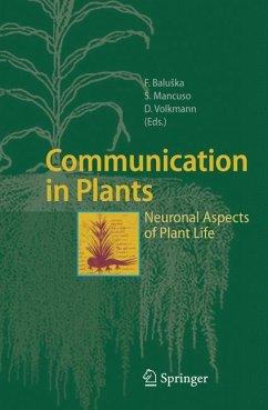 Communication in Plants (eBook, PDF)