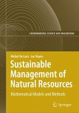 Sustainable Management of Natural Resources (eBook, PDF)
