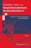 Konstruktionselemente des Maschinenbaus 2 (eBook, PDF)