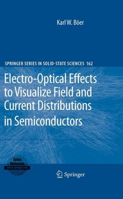 Electro-Optical Effects to Visualize Field and Current Distributions in Semiconductors (eBook, PDF) - Böer, Karl W.