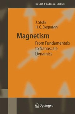 Magnetism (eBook, PDF) - Stöhr, Joachim; Siegmann, Hans Christoph