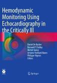 Hemodynamic Monitoring Using Echocardiography in the Critically Ill (eBook, PDF)