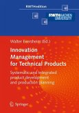 Innovation Management for Technical Products (eBook, PDF)
