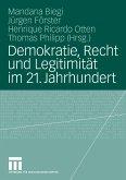 Demokratie, Recht und Legitimität im 21. Jahrhundert (eBook, PDF)