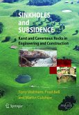 Sinkholes and Subsidence (eBook, PDF)