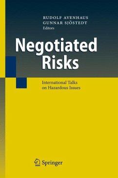 Negotiated Risks (eBook, PDF)