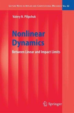 Nonlinear Dynamics (eBook, PDF) - Pilipchuk, ValeryN.