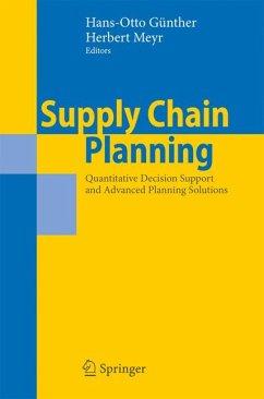 Supply Chain Planning (eBook, PDF)