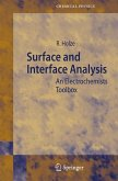 Surface and Interface Analysis (eBook, PDF)