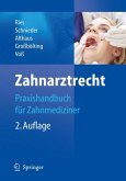 Zahnarztrecht (eBook, PDF)