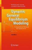 Dynamic General Equilibrium Modeling (eBook, PDF)