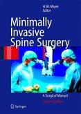 Minimally Invasive Spine Surgery (eBook, PDF)