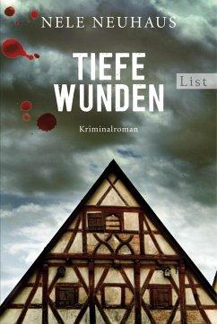 Tiefe Wunden / Oliver von Bodenstein Bd.3 (eBook, ePUB) - Neuhaus, Nele