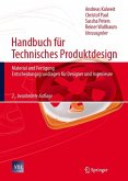 Handbuch für Technisches Produktdesign (eBook, PDF)