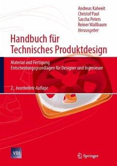 Handbuch für Technisches Produktdesign (eBook, ...