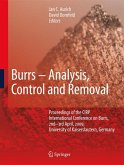 Burrs - Analysis, Control and Removal (eBook, PDF)