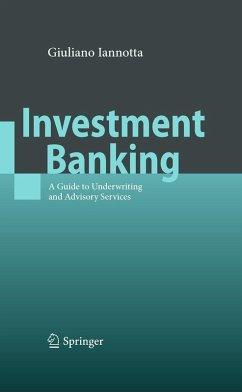 Investment Banking (eBook, PDF) - Iannotta, Giuliano