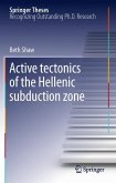 Active tectonics of the Hellenic subduction zone (eBook, PDF)