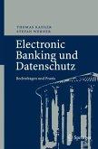 Electronic Banking und Datenschutz (eBook, PDF)