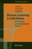 Electron Scattering in Solid Matter (eBook, PDF)