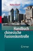 Handbuch chinesische Fusionskontrolle (eBook, PDF)
