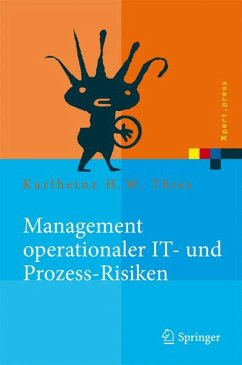 Management operationaler IT- und Prozess-Risiken (eBook, PDF) - Thies, Karlheinz H. W.