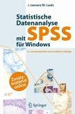 Statistische Datenanalyse mit SPSS für Windows (eBook, PDF)